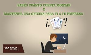 ¿Sabes cuanto cuesta montar y mantener una oficina en Lima?