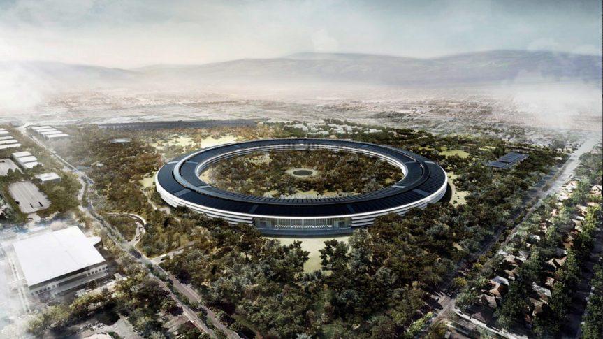 Apple se muda a la mejor oficina del mundo