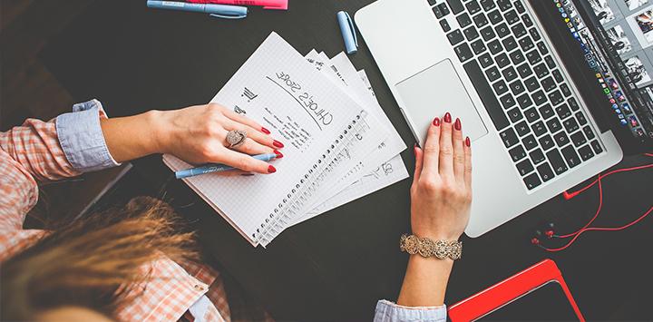 Técnicas de productividad para trabajar desde casa