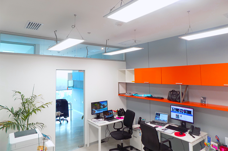 Enfocar la rutina de trbajo en el espacio de oficina adecuado es clave