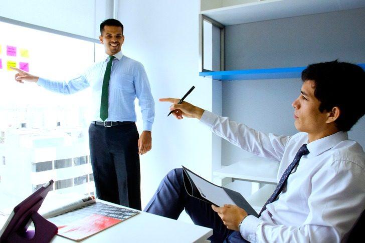 La oficina: Una extensión de tu imagen profesional