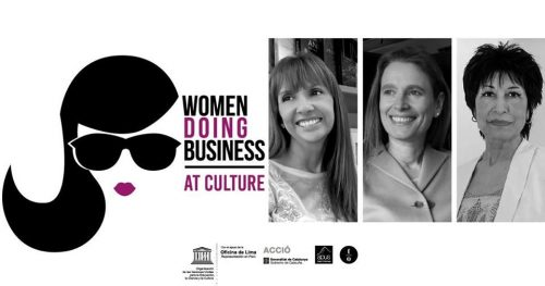 Women Doing Business at Culture