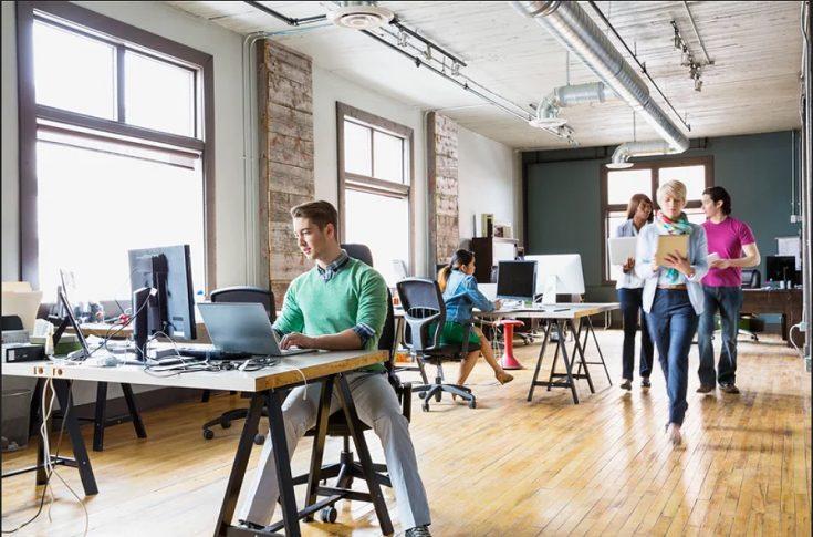 Oficinas abiertas reducen la productividadad