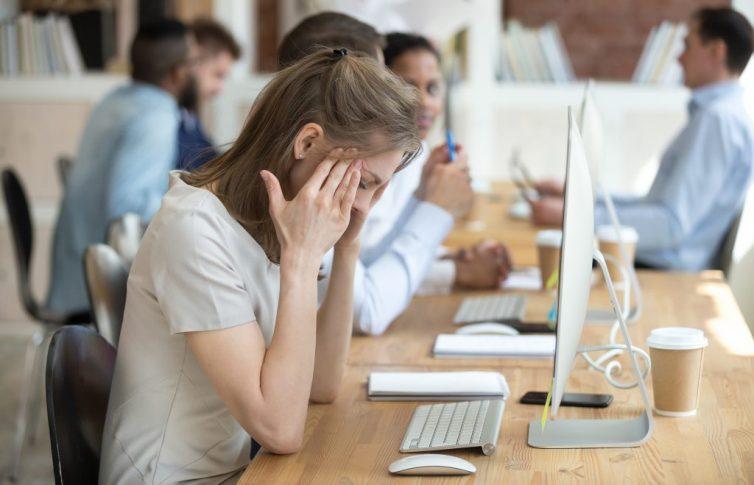 oficinas abiertas provocan estrés